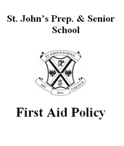 Fisrt Aid Policy